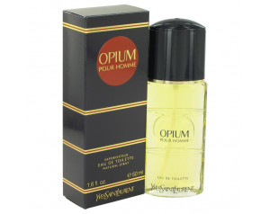 OPIUM by Yves Saint Laurent...