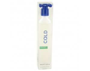 COLD by Benetton Eau De...