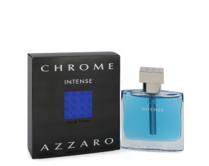 Chrome Intense by Azzaro...