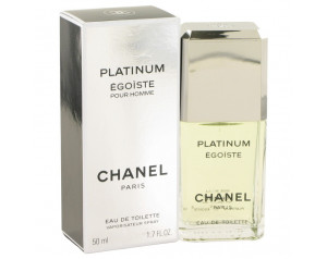 EGOISTE PLATINUM by Chanel...