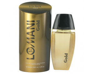 Lomani Gold by Lomani Eau...