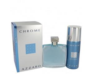 Chrome by Azzaro Gift Set...