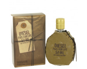 Fuel For Life by Diesel Eau...