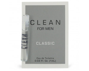 Clean Men by Clean Vial...