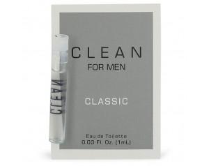 Clean Men by Clean Vial...