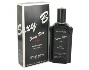 Sexy Boy Sport by Jeanne...