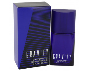 GRAVITY by Coty Cologne...