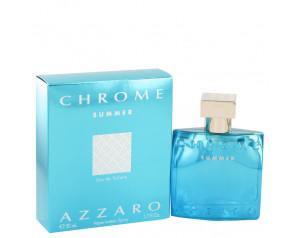Chrome Summer by Azzaro Eau...