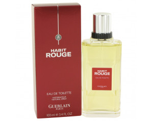 HABIT ROUGE by Guerlain...