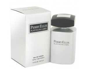 Perry Ellis Platinum Label...