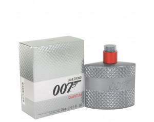 007 Quantum by James Bond...