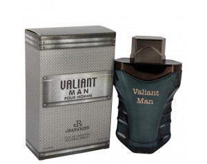 Valiant Man by Jean Rish...