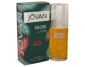 Jovan Tropical Musk by...