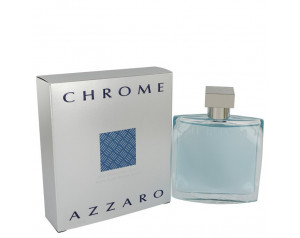 Chrome by Azzaro After...