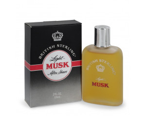 British Sterling Light Musk...