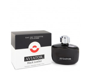 Aviator Black Leather by...