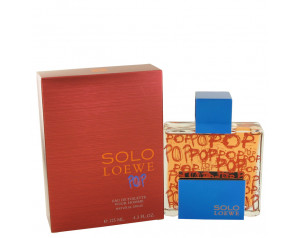 Solo Loewe Pop by Loewe Eau...