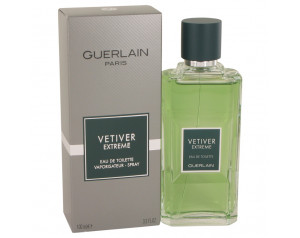 Vetiver Extreme by Guerlain...