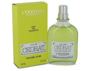 L'occitane Eau De Cedrat by...