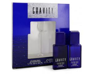 GRAVITY by Coty Gift Set --...