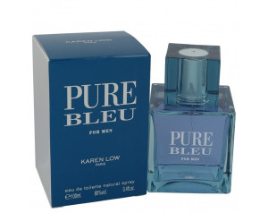 Pure Bleu by Karen Low Eau...