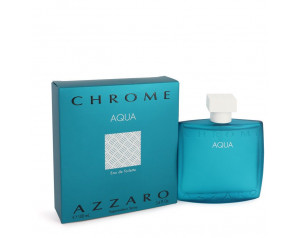 Chrome Aqua by Azzaro Eau...