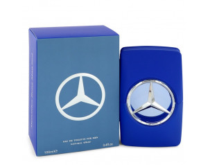 Mercedes Benz Man Blue by...