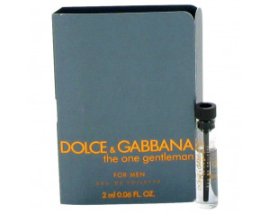 The One Gentlemen by Dolce...