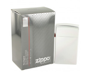 Zippo Silver by Zippo Eau...