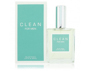 Clean Men by Clean Eau De...