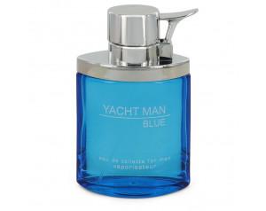 Yacht Man Blue by Myrurgia...