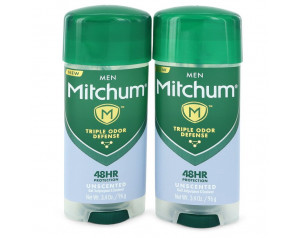 Mitchum Unscented...