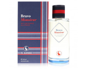 Bravo Monsieur by El Ganso...