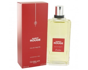 HABIT ROUGE by Guerlain Eau...