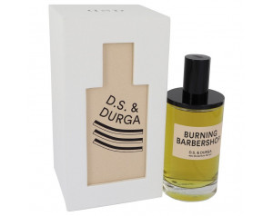 Burning Barbershop by D.S....