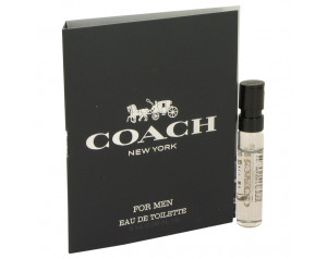 Coach by Coach Vial...