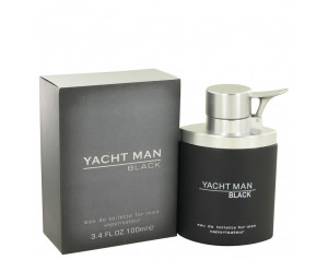 Yacht Man Black by Myrurgia...