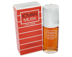 JOVAN MUSK by Jovan Cologne...