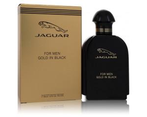 Jaguar Gold In Black by...