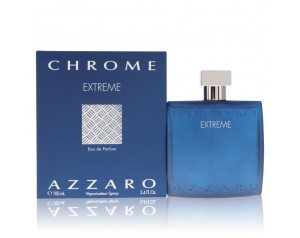 Chrome Extreme by Azzaro...