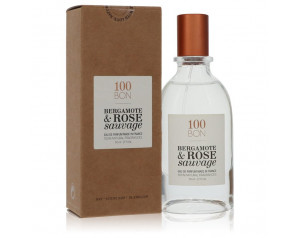 100 Bon Bergamote & Rose...