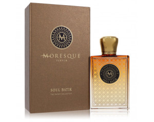 Moresque Soul Batik Secret...