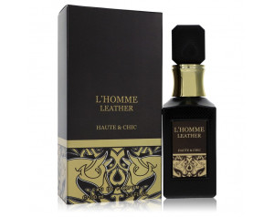 L'homme Leather by Haute &...