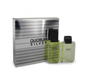 Quorum Silver by Puig Gift...